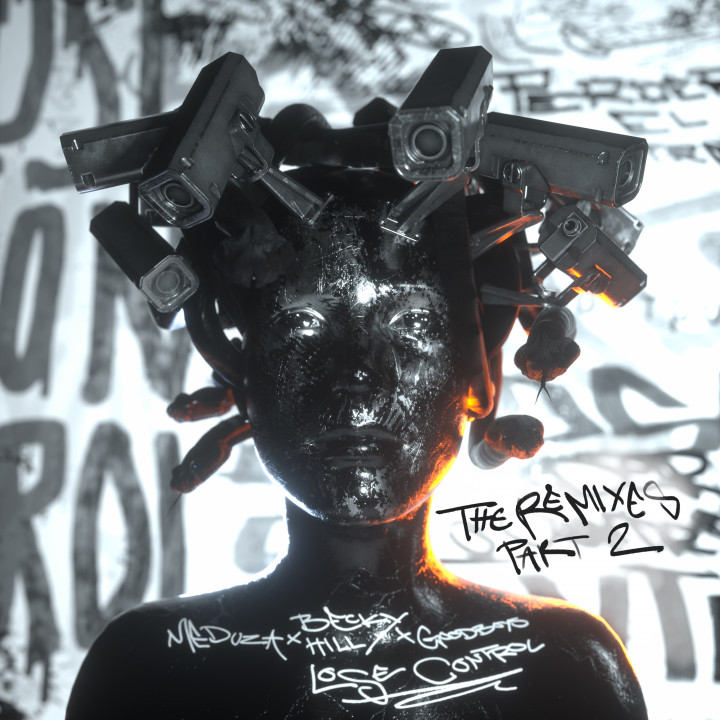 Cover_Meduza x Becky Hill x Goodboys - Lose Control_TheRemixesPart2