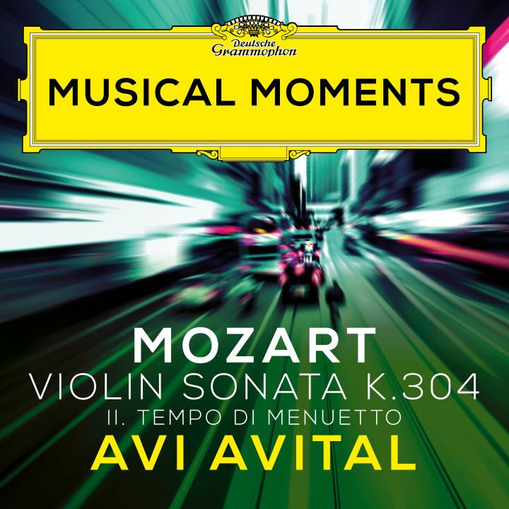Mozart: Violin Sonata No. 21 in E Minor, K. 304: II. Tempo di Menuetto (Transcr. Avital for Mandolin and Piano)