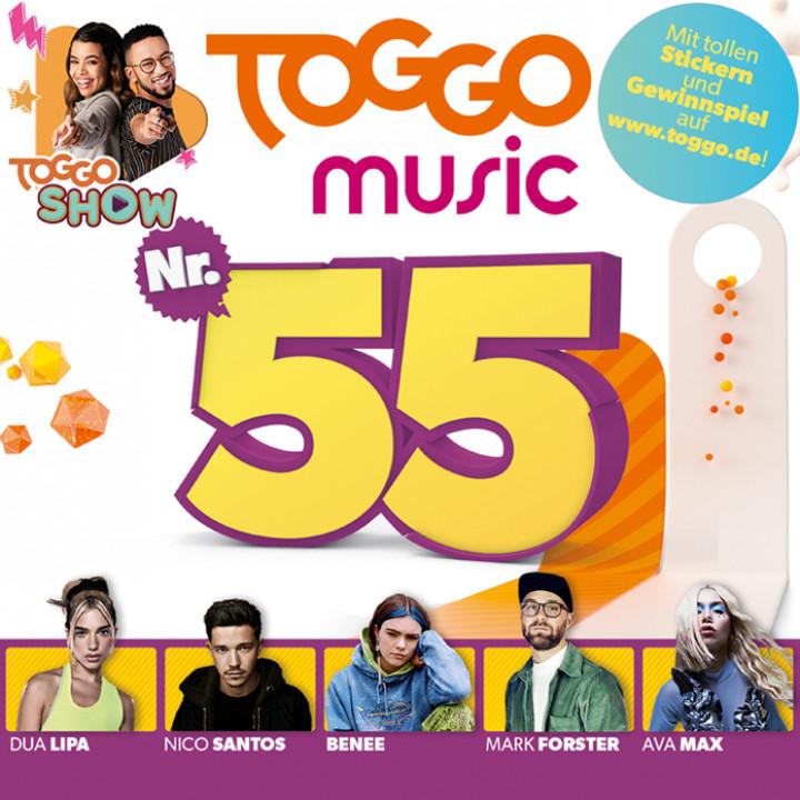Toggo Music 55 -- Cover
