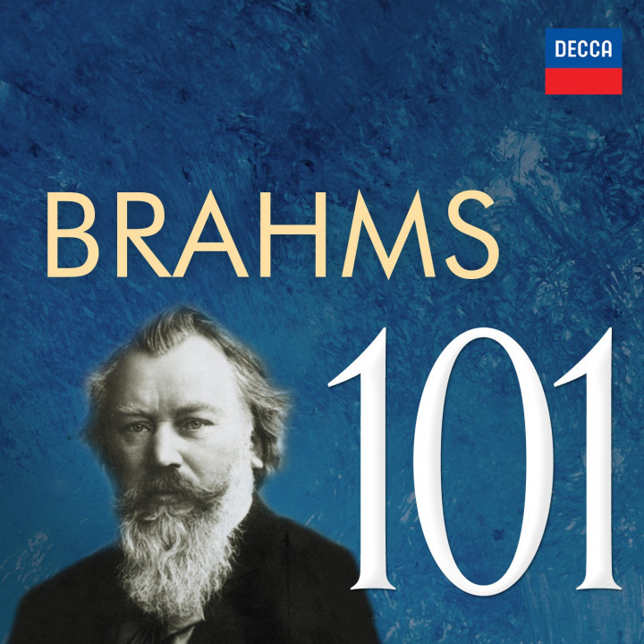101 Brahms cover
