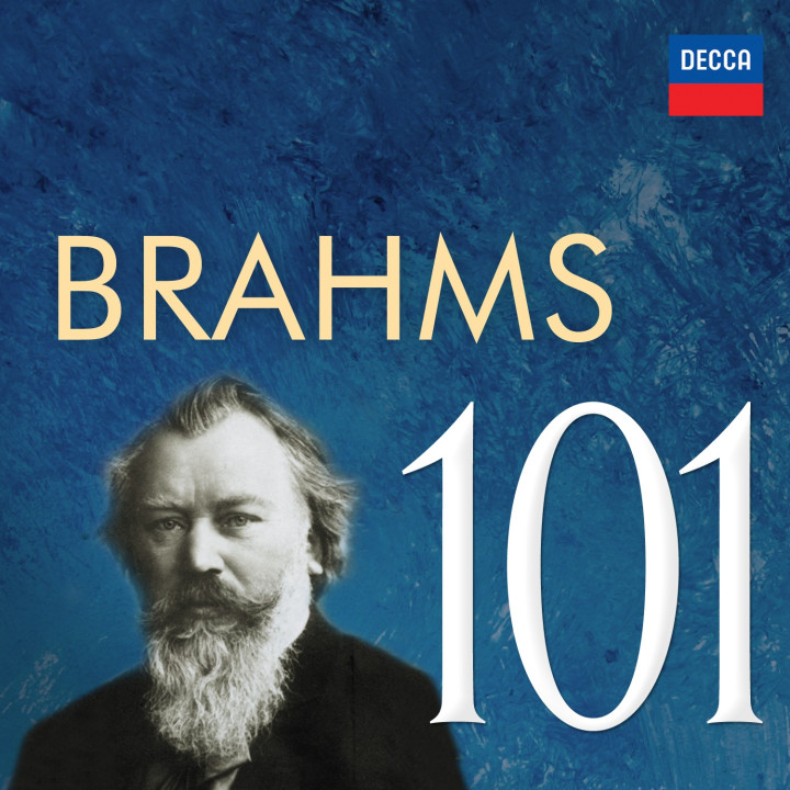 101 Brahms cover