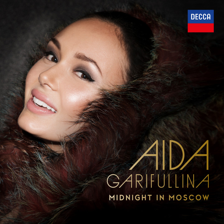Garifullina Midnight in Moscow Cover