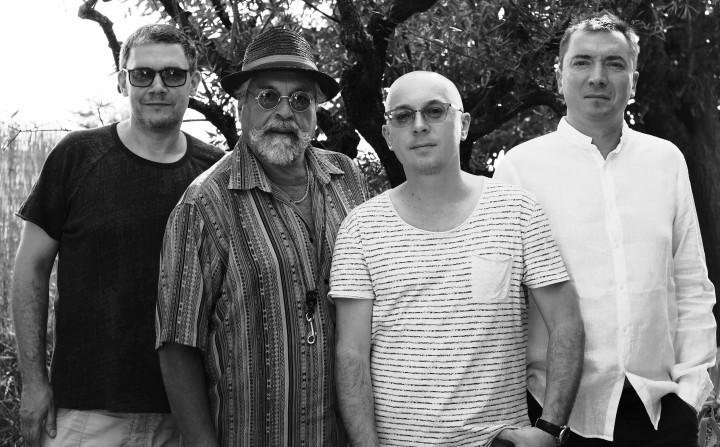 Slawomir Kurkiewicz, Joe Lovano, Marcin Wasilewski, Michal Miskiewicz