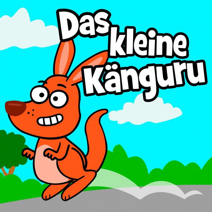 Das kleine Känguru (Cover)