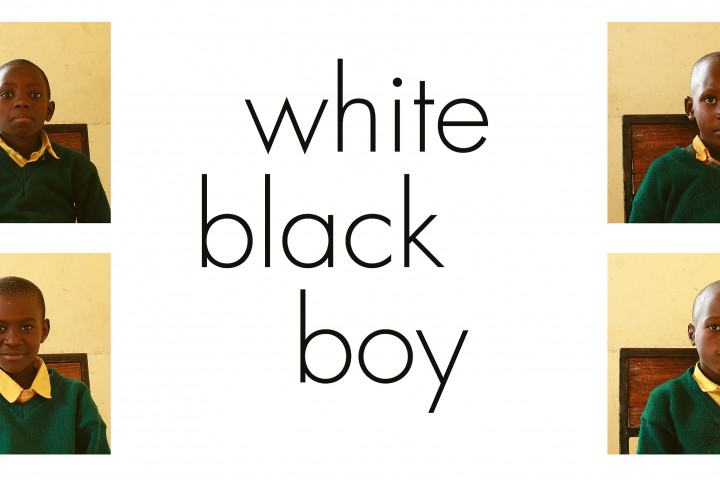 White Black Boy cover
