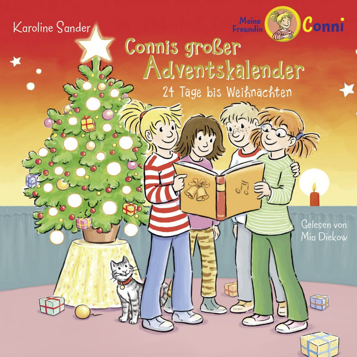 K. Sander: Connis großer Adventskalender 2020