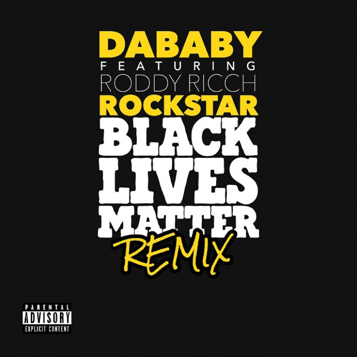 Rockstar Dababy Cover