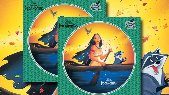 Pocahontas Gewinnspiel Bild