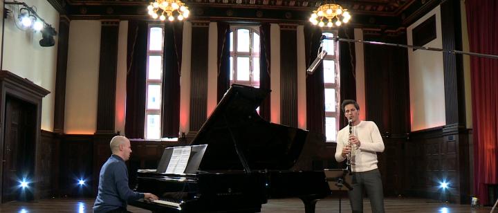Mendelssohn: Lieder ohne Worte, Op. 85 Nr. 2 (mit Julien Quentin) (Arr. Ottensamer)