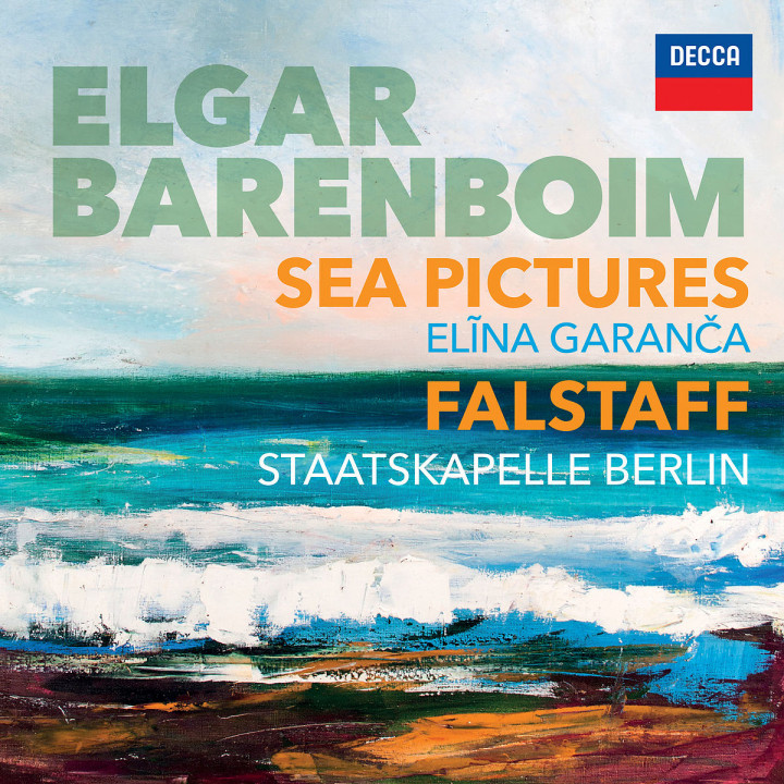 Elgar: Sea Pictures. Falstaff