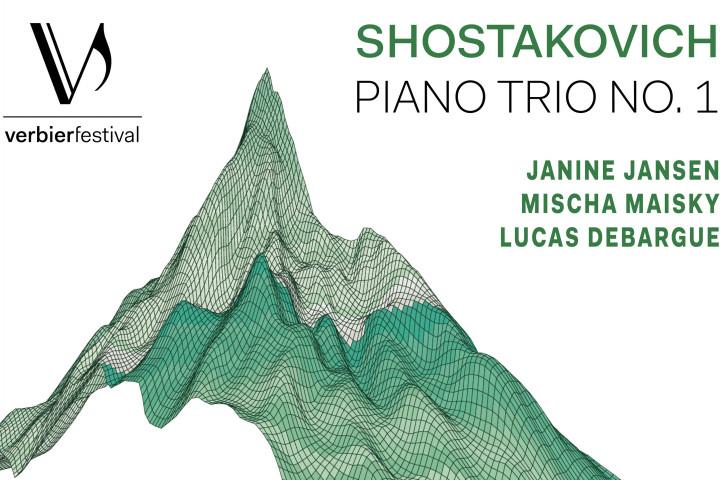 Verbier Festival - Schostakovich Piano Trio No. 1