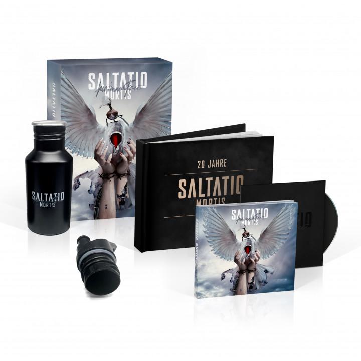 Saltatio Mortis - Für immer frei ltd. Fan Box