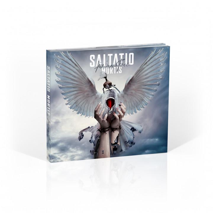 Saltatio Mortis - Für immer frei Ltd. Deluxe 2 CD Digipack