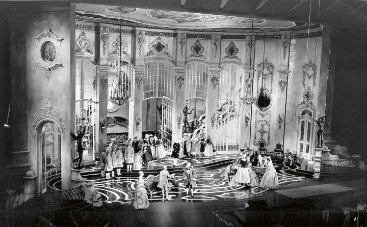 Der Rosenkavalier 1960 - 100 Jahre Salzburger Festspiele