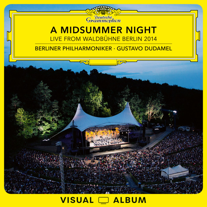 Dudamel Midsummer Night Cover