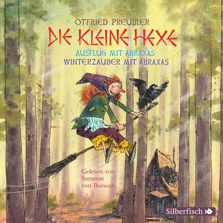 Die kleine Hexe:Ausflug & Winterzauber mit Abraxas