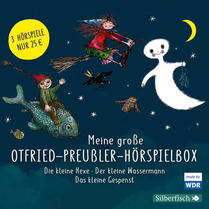 Meine große Otfried-Preußler-Hörspielbox (WDR)