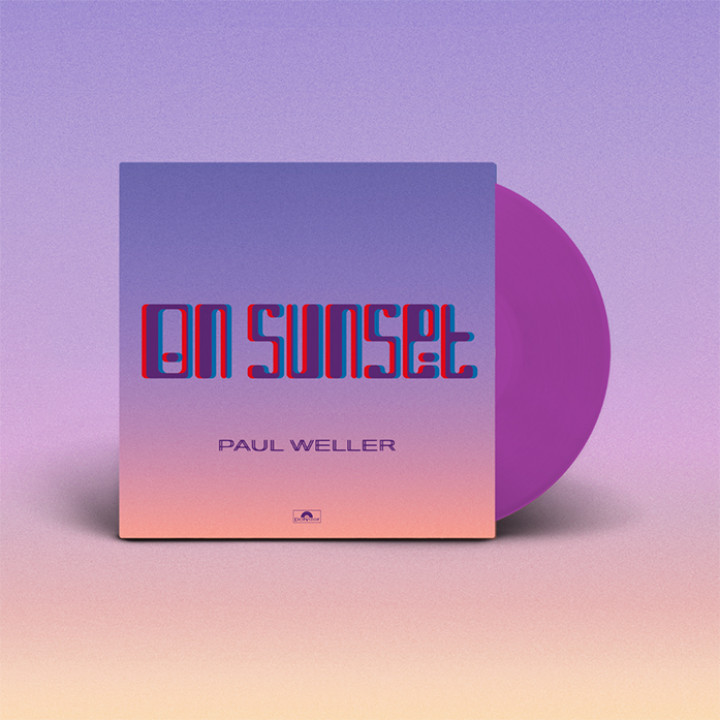 On Sunset Purple Vinyl