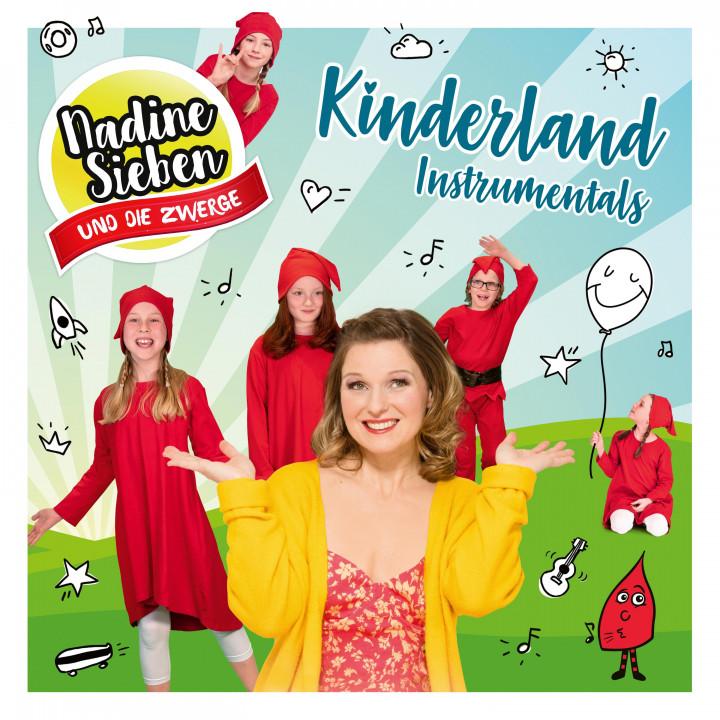 Nadine Sieben - Kinderland Instrumentals (Cover)