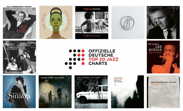 Jazz-Charts Juni 2020
