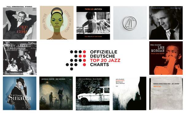 Jazz Charts, Jazz-Charts Juni 2020