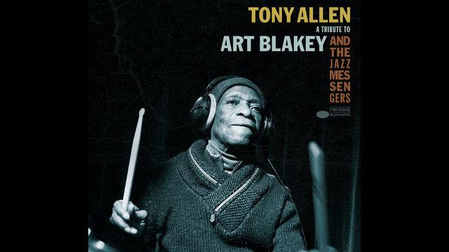 Tony Allen, Allen trommelt Blakey - gesuchte EP wieder erhältlich