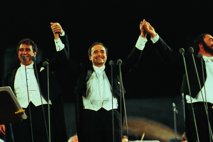 The Three Tenors 30th Anniversary News Header
