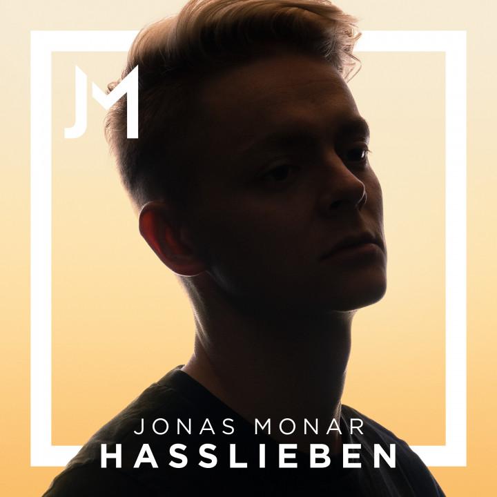Jonas Monar - Hasslieben Cover