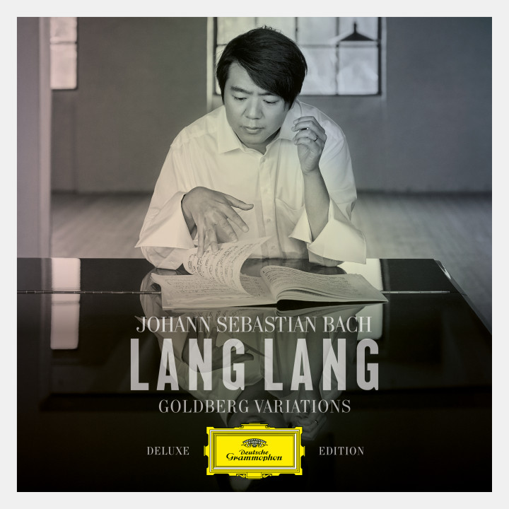 Lang Lang records Bach's Monumental Goldberg Variations