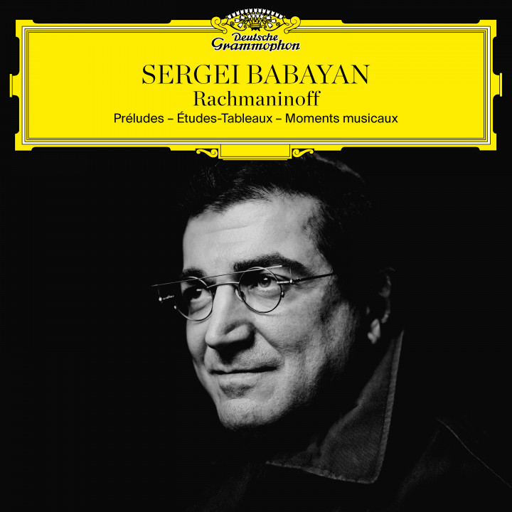 Sergei Babayan releases his solo debut album of pieces by Rachmaninov