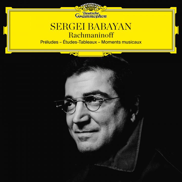 Rachmaninoff: Préludes; Études-Tableaux; Moments musicaux