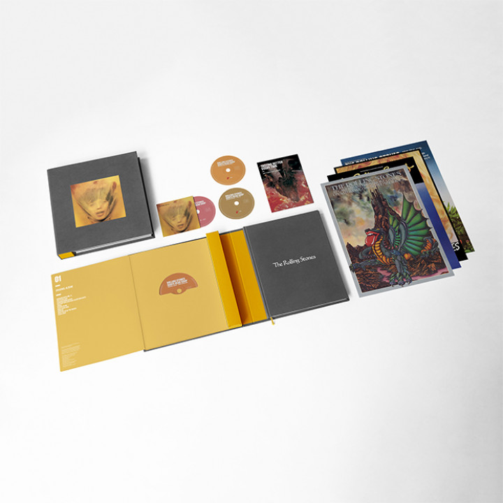 GHS Super Deluxe CD Box Set