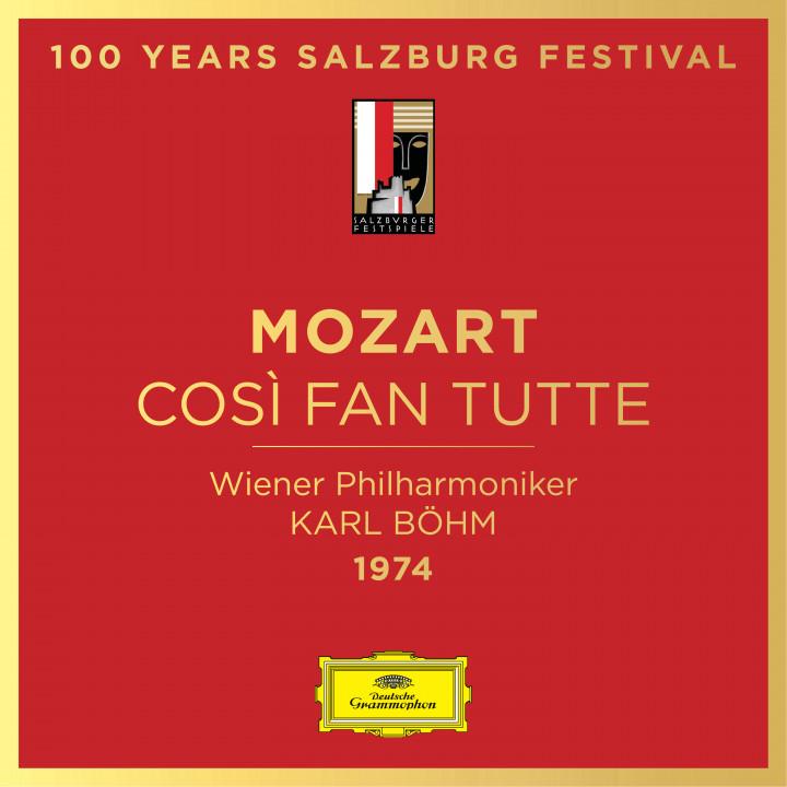 Mozart Cosi Fan Tutte Salzburg Festival Cover