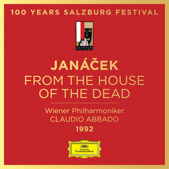 Janacek from the house of the dead Salzburg Festival cover