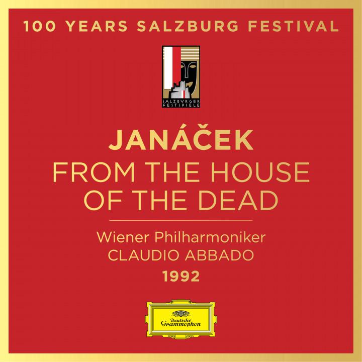 Janacek from the house of the dead Salzburg Festival cover