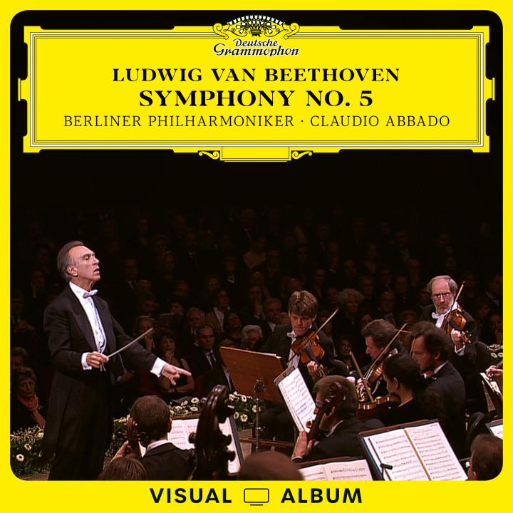 Abbado Beethoven 5 EV Cover