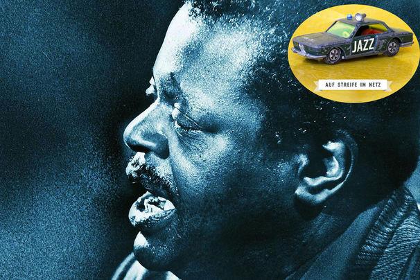 Auf Streife im Netz, Jazz Train - großer Bahnhof für Oscar Peterson