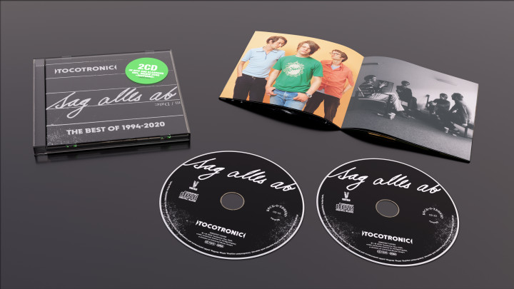 Tocotronic 2 CD