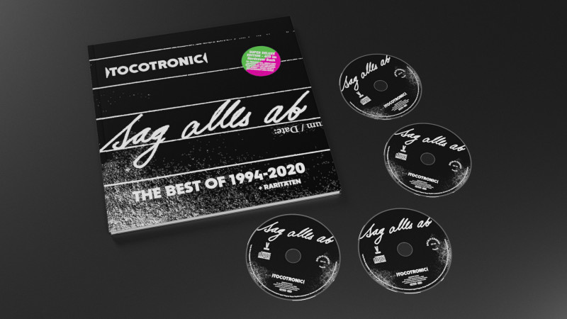 SAG ALLES AB (THE BEST OF 1994-2020)