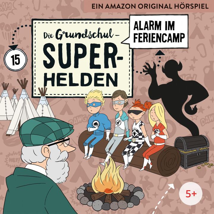 Die Grundschul-Superhelden 15
