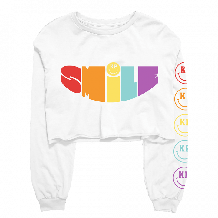 Resilient Cropped Long Sleeve