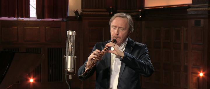 Albrecht Mayer & Kimiko Imani - Hahn: À Chloris (Arr. für Oboe und Klavier)