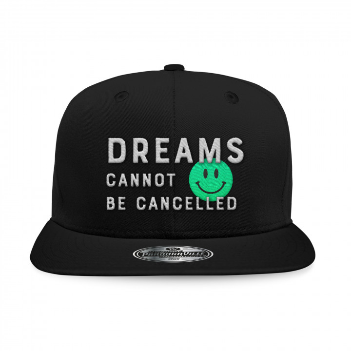 Dreams cannot be cancelled :)