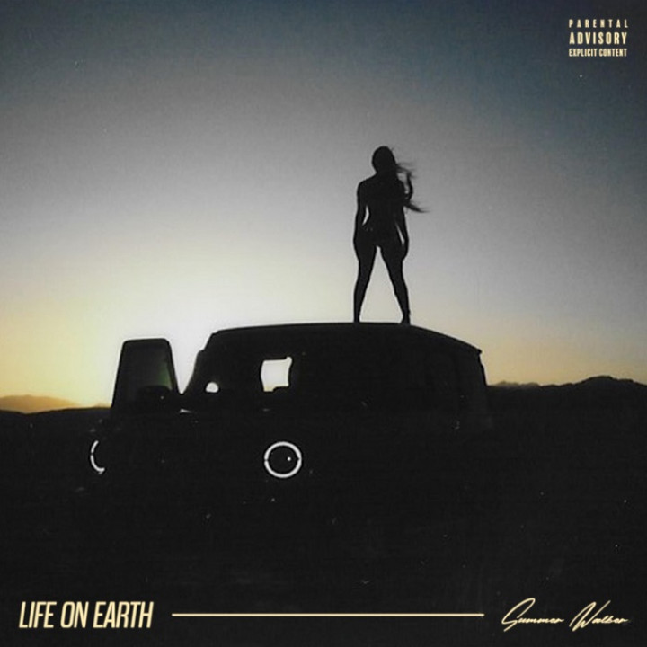 Life On Earth Cover