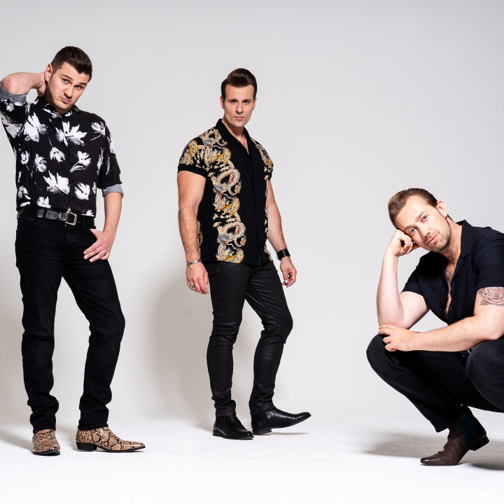 The Baseballs – Pressefotos 2020 – 3
