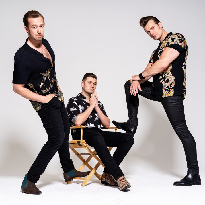 The Baseballs – Pressefotos 2020 – 4