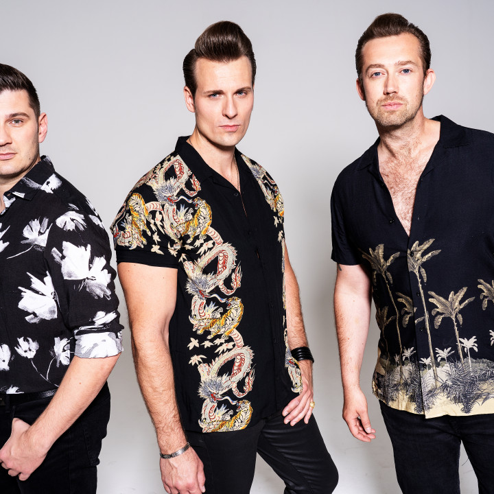 The Baseballs – Pressefotos 2020 – 5