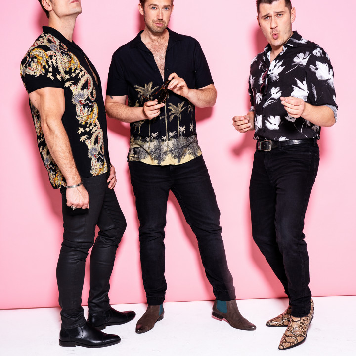 The Baseballs – Pressefotos 2020 – 6