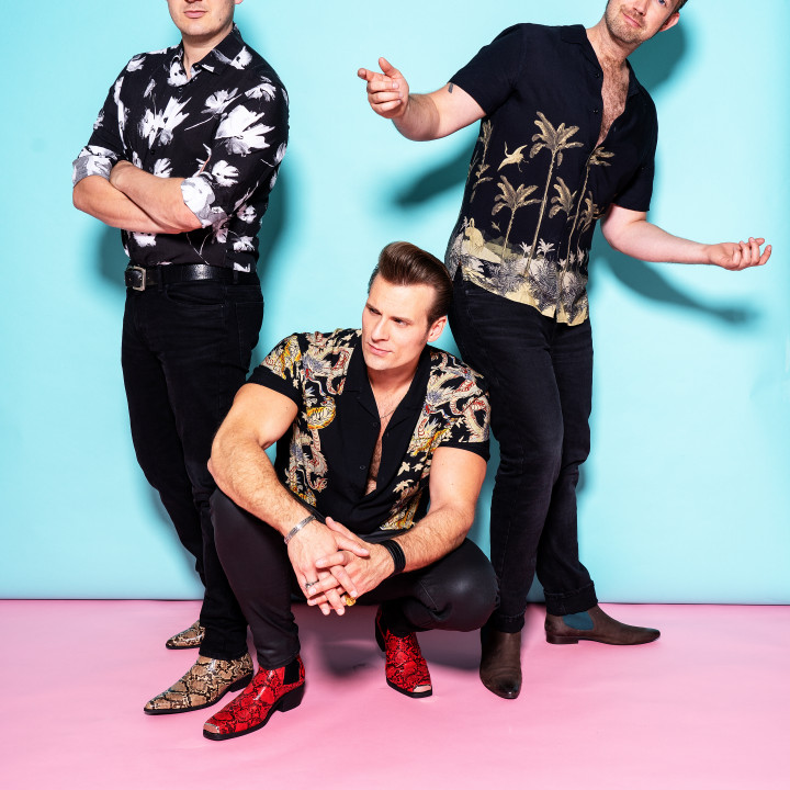 The Baseballs – Pressefotos 2020 – 7