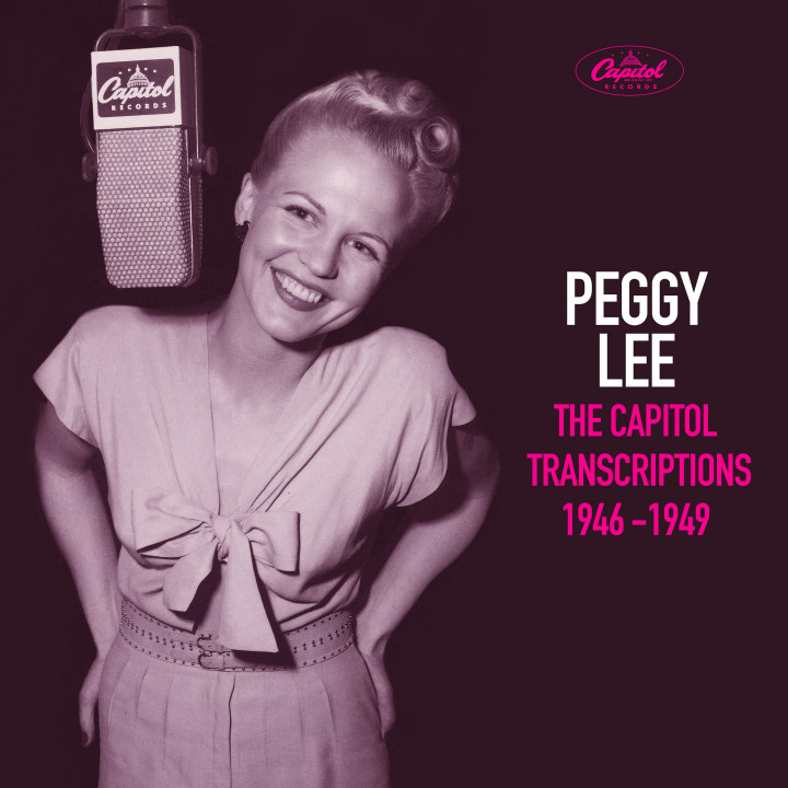 Peggy Lee - The Capitol Transcriptions